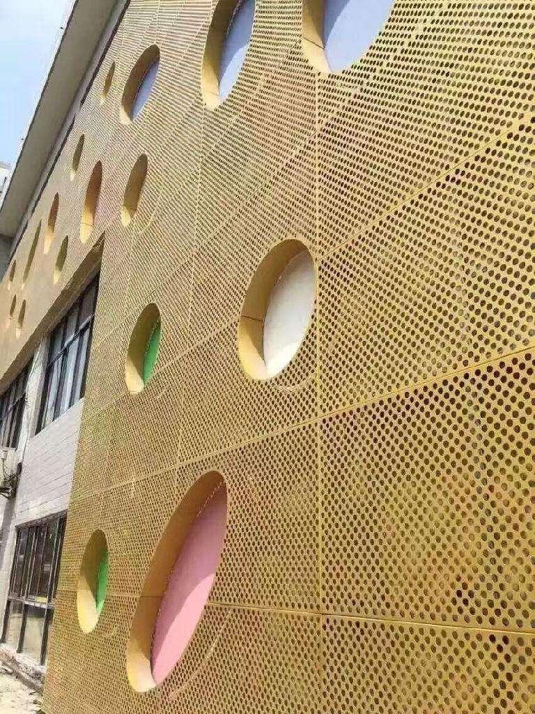 外墙铝单板
